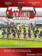 ACW Gamer: The Ezine - Issue 8, Summer 2015