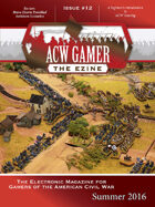 ACW Gamer: The Ezine - Issue 12, Summer 2016 - ACWG12