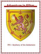 FP4 - Butchery of the Geldamore