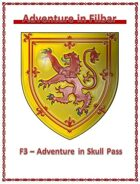 F3 - Adventure in Skull Pass