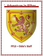 FP13 - Odie's Staff