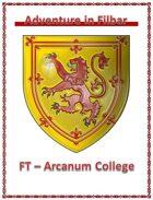 FT - Arcanum College