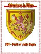 FD1 - Death of the Jabin Sagna