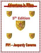FV1 - Jeopardy Caverns