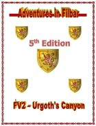 FV2 - Urgoth's Canyon