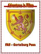 FA5 - Gortelburg Pass