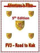 FV3- Road to Kak