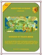 FQ11 - Dungeon of Telgus Miner