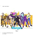 Kalijor: Kids RPG