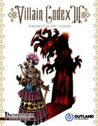 Villain Codex III: Enemies for Epic Heroes
