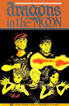 Dragons in the Moon: Issue 04