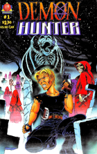 Demon Hunter: Volume 1 Issue 01