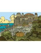 OE Stock Art - Sea City Landscape