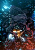 OE Stock Art - Magician Color Cover