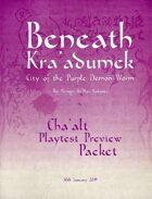 Beneath Kra'adumek
