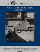 VTT Campaign Maps Volume I