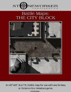 Battle Maps:  The City Block