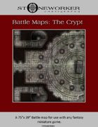 Battle Maps:  The Crypt