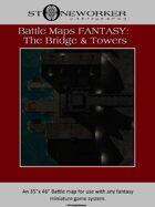 Battle Maps: Bridge & Towers