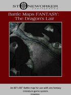Battle Maps: The Dragon's Lair