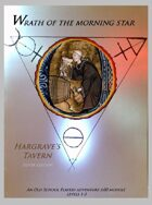 Wrath of the Morning Star: Hargrave's Tavern Silver Edition