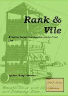 Rank & Vile
