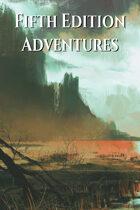Fifth Edition Adventure [BUNDLE]