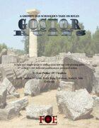 Gostor: Ruins