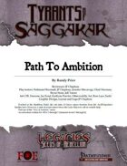 Legacies: ToS1-05 Path To Ambition