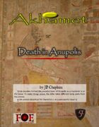 Akhamet: Death in Anupolis