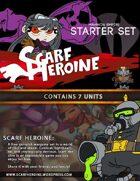 Scarf Heroine - The Mammon Empire starter set
