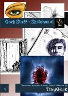 Tiny Gork Sketches #1