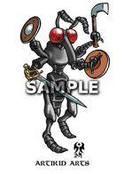 Ant-man Warrior