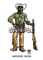 Afro-American Sheriff