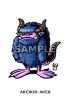 Cartoonish Goblin
