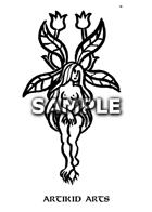 Stylized Mandrake
