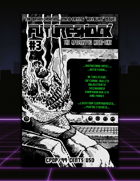 FUTURESHOCK! / Issue 3