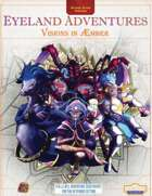 Eyeland Adventures - Visions in Æmber; A GOLEMS Adventure Seed Packet for the Keyforge Setting