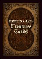 Concept Cards - Treasures Bundle [BUNDLE]
