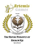 The Royal Panoply of Annem Ka - Jigsaw Fantasy (Gods - Treasures - Culture)