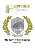 My Little Yeti Ranch - Jigsaw Fantasy Noggin