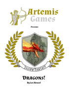Five Exotic Dragons! - Jigsaw Fantasy (Characters - Antagonists)