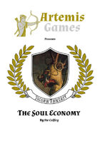 The Soul Economy - Jigsaw Fantasy (Location - Collection - Religion - Monsters)