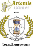 Five Local Amusements - Jigsaw Fantasy (Locations - Characters)