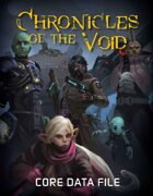 Chronicles of the Void: Core Data File