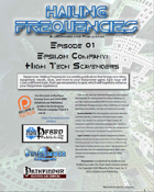 """Starjammer: Hailing Frequencies Episode 01 """"Welcome to Epsilon Company"""""""