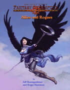 Allies and Rogues for Ancient Steel/ Red Dragon's Lair rpg