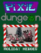 Pixel Dungeon: Holiday Heroes