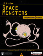 10 All-New Space Monsters