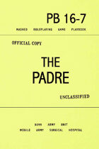 MASHED: The Padre (Deluxe Playbook)